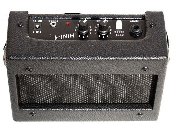 mini amplifier electric guitar amp combo guitar amplifier 9 volt ebay. Black Bedroom Furniture Sets. Home Design Ideas