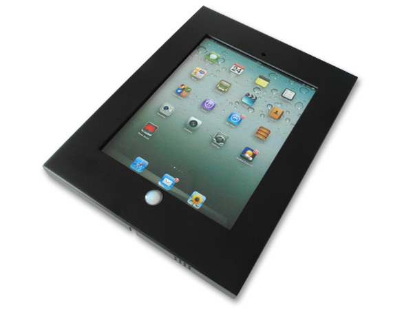 wandhalterung passt f r ipad 2 3 4te generation tablet halterung befestigung ebay. Black Bedroom Furniture Sets. Home Design Ideas