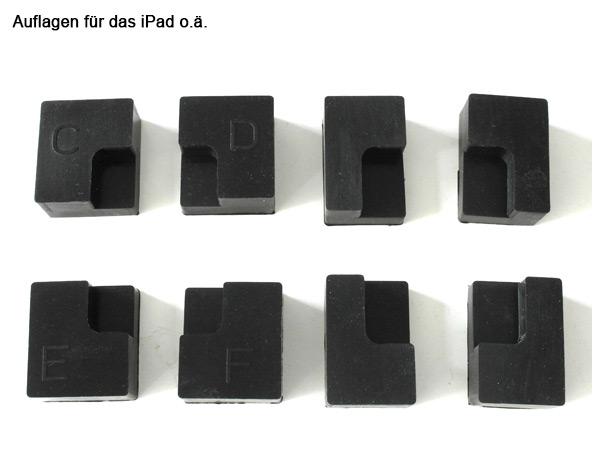 Wandhalterung passt f r ipad 2 3 4te generation tablet halterung befestigung ebay - Wandhalterung fur tablet ...