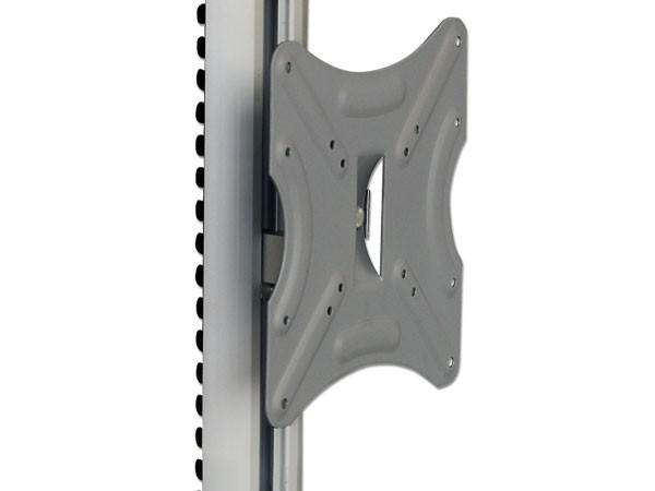 wandhalterung vesa halterung schwenkbar neigbar monitor wandhalter led lcd l90 ebay. Black Bedroom Furniture Sets. Home Design Ideas