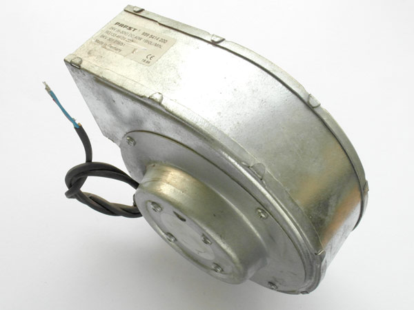 Centrifugal Fan 2 40 Watt : Papst centrifugal turbo ventilator lüfter