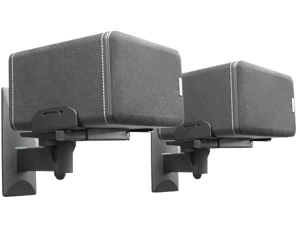 2 X Wallmount For Speaker Audio Dj Speaker Monitor Mount