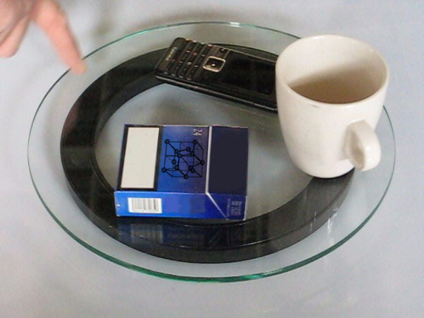 drehscheibe drehteller teller tv fernseher monitor drehplatte drehtsich drehbar ebay. Black Bedroom Furniture Sets. Home Design Ideas