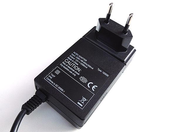 12 volt 2a 2000ma ac dc steckernetzteil adapter trafo ampere netzteil friwo nt5 ebay. Black Bedroom Furniture Sets. Home Design Ideas